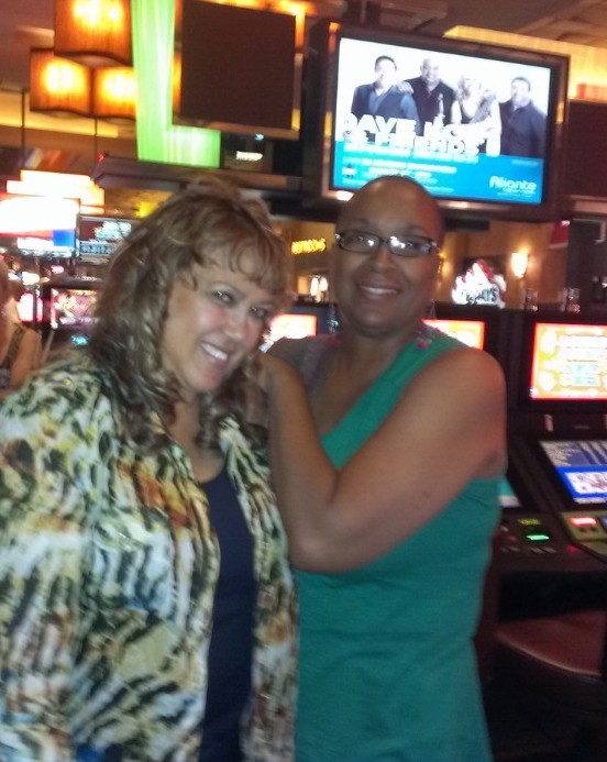 Me and Jazz Queen Terri!