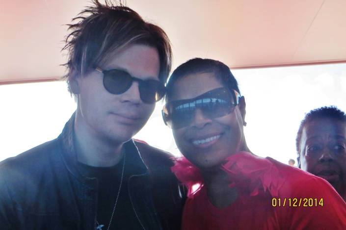 Brian Culbertson and Estella