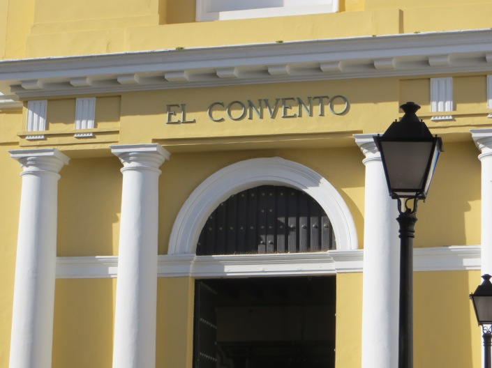 One of the finest hotels in Old San Juan