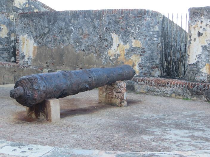 A Cannon at El Morro
