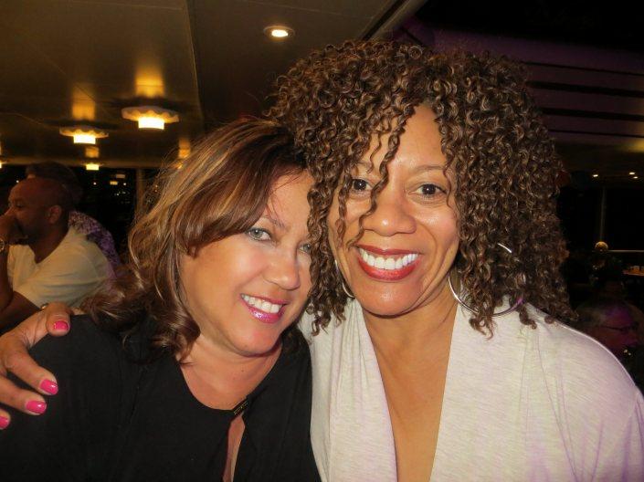 Me with Lynn Briggs!