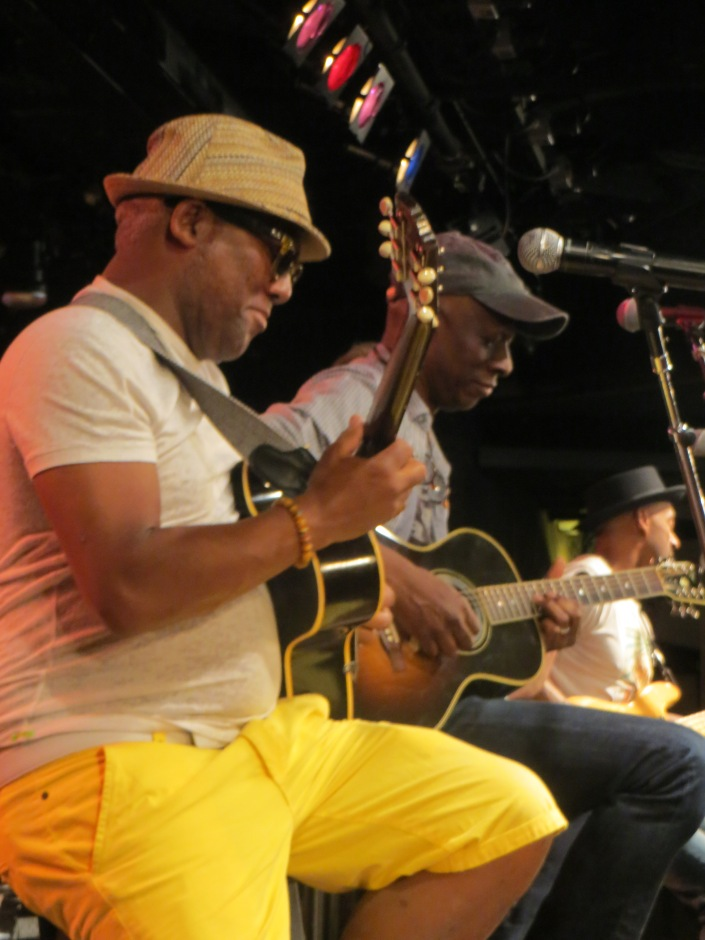 Jonathan Butler and Keb Mo