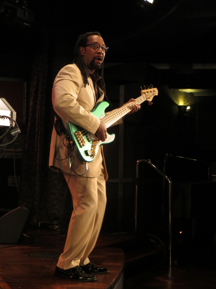 Nate Phillips on Bass
